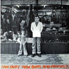 Ian Dury New Boots And Panties!! LP