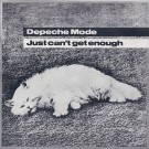Depeche Mode Just Can't Get Enough 7""