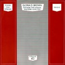 """Gloria D. Brown The More They Knock The More I Love You 12"""""""