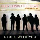 "Huey Lewis & The News Stuck With You 12"""
