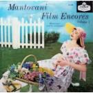 Mantovani And His Orchestra Mantovani Film Encores Volume 1 LP