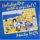 Monty MC Holiday Rap With A Capital C 12""
