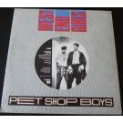 """Pet Shop Boys West End Girls 12"""""""