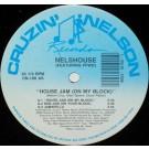 "Nelshouse Featuring FFWD (4) House Jam (On My Block) / Acid House 12"""
