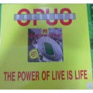 Opus The Power Of Live Is Life 12""