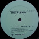 Mario Pio AKA DJ Arabesque The Vision 12""