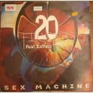 "20 Fingers Featuring Katrina Sex Machine 12"""