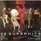 Mad (23) For Dancin' - 28 Superhits Nonstop LP