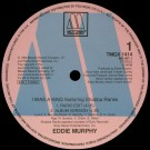 Eddie Murphy I Was A King 12""