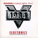 Eurythmics Sexcrime (Nineteen Eighty-Four) 12""