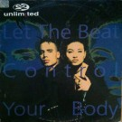 """2 Unlimited Let The Beat Control Your Body 12"""""""