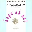 """Cerrone & La Toya Jackson Oops Oh No! 12"""""""