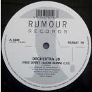 "Orchestra JB Free Spirit (Slow Burn) 12"""