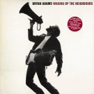 Bryan Adams Waking Up The Neighbours LP