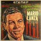 Mario Lanza Christmas Hymns And Carols LP