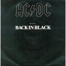 """AC/DC Back In Black 7"""""""