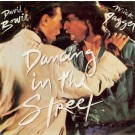 """David Bowie And Mick Jagger Dancing In The Street 7"""""""