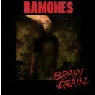 Ramones Brain Drain LP