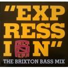 "Salt 'N' Pepa Expression (The Brixton Bass Mix) 12"""