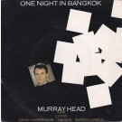 Murray Head One Night In Bangkok 7""