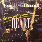 Fat Larry's Band Straight From The Heart LP