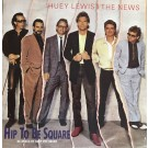 Huey Lewis & The News Hip To Be Square 12""