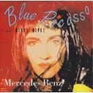 "Blue Picasso Mercedes Benz 12"""