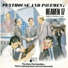 Heaven 17 Penthouse And Pavement LP