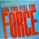 """The Real Thing Can You Feel The Force ('86 Mix) 12"""""""
