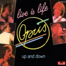 Opus Live Is Life 7""