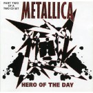 Metallica Hero Of The Day CD