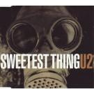 U2 Sweetest Thing CD