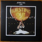 Jethro Tull Live - Bursting Out LP