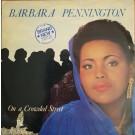 "Barbara Pennington On A Crowded Street (American Street Mix) 12"""