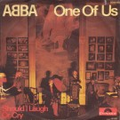 """ABBA One Of Us 7"""""""