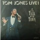 Tom Jones Tom Jones Live! At The Talk Of The Town LP
