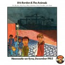 Eric Burdon &  The Animals Newcastle-On-Tyne  December 1963 LP