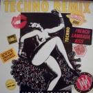 """Lips-Kiss French Lambada Kiss (Techno Remix) 12"""""""