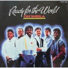 Ready For The World Oh Sheila 12""