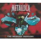 Metallica The Memory Remains CD