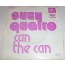 """Suzi Quatro Can The Can 7"""""""