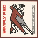 Simply Red The Right Thing 12""