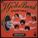 The J. Geils Band Showtime! LP