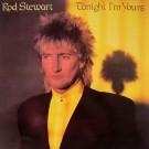 Rod Stewart Tonight I'm Yours LP