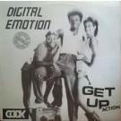 """Digital Emotion Get Up Action 12"""""""