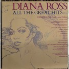 Diana Ross All The Great Hits LP