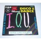 "Dance & Dance I.O.U. 12"""