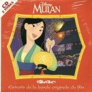 Marie-Therese Orain Extraits De La Bande Originale Du Film Mulan CD