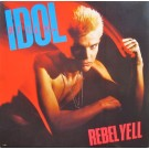 Billy Idol Rebel Yell LP