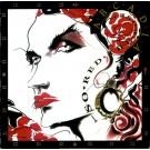 Arcadia (3) So Red The Rose LP